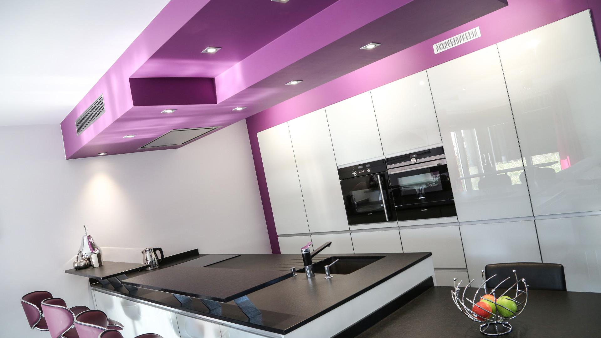 BAMOLUX réalise votre cuisine équipée design au Luxembourg